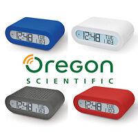 Orologio Sveglia Radiocontrollato OREGON SCIENTIFIC RRM116 Con Radio FM