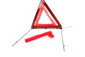 Genuine BMW Emergency Safety Warning Triangle + Case 71606770487