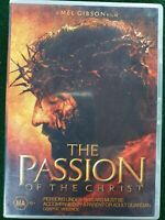THE PASSION of the Christ - Mel Gibson, Jim Caviezel - DVD