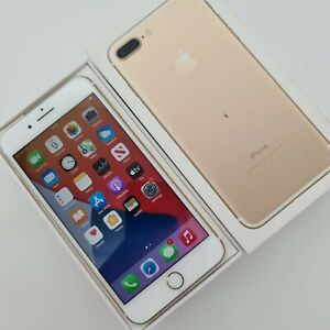 Apple iPhone 7 Plus - 32GB - Gold (Unlocked) Superb Condition