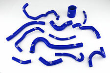 Stoney Racing Toyota Celica GT4 Silicone Breather Hose Kit Blue ST205 94-99
