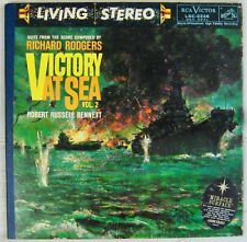 Victory at sea 33 tours Richard Rodgers 1959 Living Stéréo Volume 2
