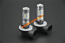 For Polaris Ranger RZR LED Headlight Bulbs Lamps 50W Bulbs 2009 2010 Pair (2PCS)