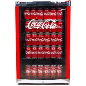 Husky HY211 Coca Cola Drinks Chiller Under counter Beer / Bar Chiller - Red