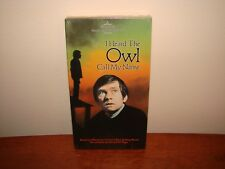 I Heard The Owl Call My Name VHS Video - Margaret Craven - NEW & SEALED!