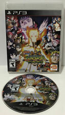 Naruto Shippuden: Ultimate Ninja Storm Revolution ! PlayStation 3 ! PS3 ! Naruto