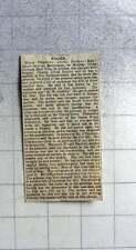 1869 Among Betting Men Oliver Garfield Kent Villa St Albans Forgery