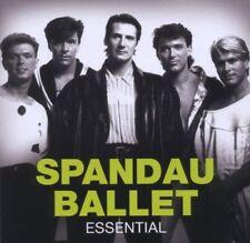 SPANDAU BALLET      -      ESSENTIAL        -     NEW CD