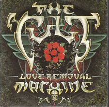 12013 THE CULT  LOVE REMOVAL MACHINE