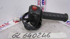 Comando blocchetto dx gas Right switch handle Gilera GP 800 07 11