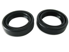 YAMAHA MX100 I IT2M 1972-1975  FRONT FORK SEAL SET NIKONE  (mi)