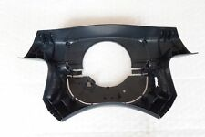 TOYOTA HILUX FORTUNER 2009-14 STEERING WHEEL BLACK BASE COUPE BACK TRIM COVER