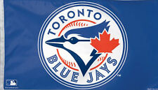 Toronto Blue Jays MLB Grommet Flag Licensed 3' x 5'