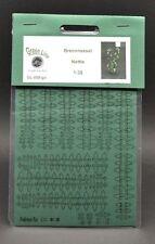 GreenLine GL058  Nettle - laser cut nettle plants - 1:35 diorama scenery