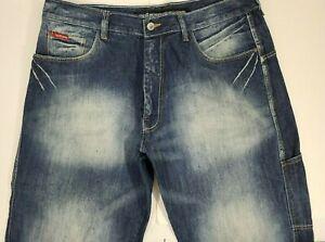 ECKO Unlimited 1972 Blue Denim Jeans Men's Size 40 X 34