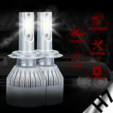 XENTEC LED HID Headlight kit H7 White for BMW 328i GT xDrive 2014-2016