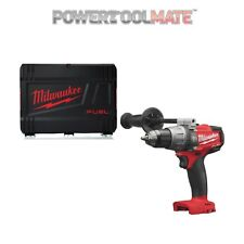 Milwaukee M18FPD-0 18V Li-ion Brushless Fuel 2 Combi Drill - Body Only + Case