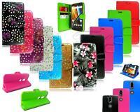 For Motorola Moto G4 Plus XT1622 New Leather Flip Book Wallet Pouch Phone Case