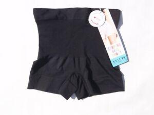 Spanx women's medium black shaping girl short shapewear