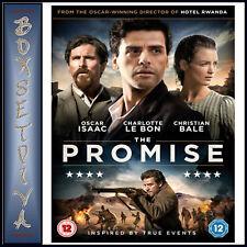 THE PROMISE -  Oscar Isaac  & Charlotte Le Bon  *BRAND NEW DVD***