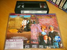 VHS *Butch Cassidy and tha Sundance Kid* 1969 Pre Cert All Time Classic Western!