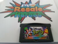 Disney's Party Game Boy Advance
