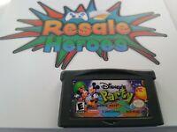 Disney's Party Game Boy Advance