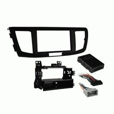 METRA 99-7804B Single/Double DIN Dash Kit for 2013-Up Honda Accord Vehicles