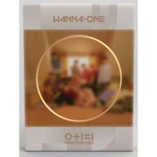 Wanna One-[0+1=1 I Promise You]2nd Mini Album Day Ver CD+Buch+Karten+Tazo+etc