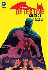 Batman Detective Comics Tp Vol 6 Icarus por Manapul, Francis, Nuevo Libro, (