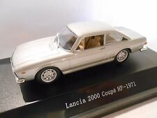 LANCIA 2000 COUPE HF DE 1971 1/43ème