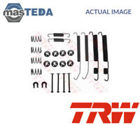 TRW BRAKE DRUM SHOES FITTING KIT SFK291 P NEW OE REPLACEMENT