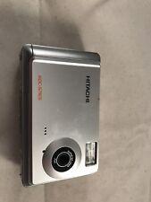 Htachi HDC-571ES Digital Camera Silver