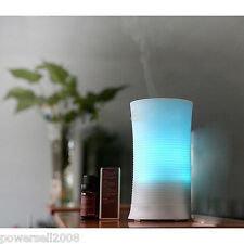 Ultrasonic 7 Color Rainbow Led Diffuser Air Humidifier Aromatherapy Purifier