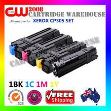 2x Compatible Toner Fuji Xerox DocuPrint CP305D CM305DF DPCP305D CP305