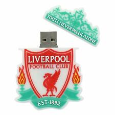 Liverpool FC 16 GB USB Pen Drive LFC Official Product Birthday Christmas Gift