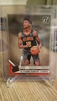 2019-20 Panini Clearly Donruss DeAndre Hunter Rated Rookie RC Acetate