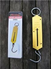 LARGE POCKET SPRING BALANCE SCALES 25Kg  CARP FISHING