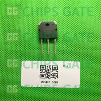 1PCS HIT 2SK1058 TO-3P Silicon N-Channel MOS FET
