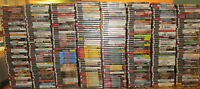 Random Lot of 20  New & Used Ps2 Games VG Cond  Free Shipping Read Description