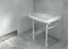 Duschsitz Klappsitz Wandsitz Duschstuhl 150KG NIV_651E  Duschklappsitz