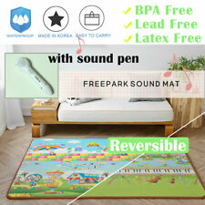 Musical Play Mat for Baby Toddlers Kids Waterproof Extra Large Non-Toxic Playmat