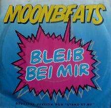 """7"""" 1987 CV JOHN LENNON STAND BY ME VG++ ! MOONBEATS : Bleib bei mir"""