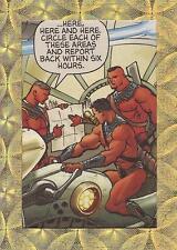 Warlord of Mars - WCP-8 #21 of 29 Comic Panel Card