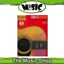 New Hal Leonard Guitar Method: Complete Edition Book with 3x CDs
