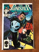 The Punisher 4 High Grade Comic Book A7-89