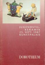JUGENDSTIL KERAMIK AA.VV. E85