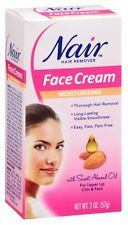 Nair Hair Remover Face Cream, 2 oz (Pack of 12)