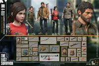 CCTOYS 1/6 The Last of Us Last Survivor Joel & Ellie Double Custom Figure Suit