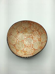 Coconut Bowls - 100% Naturals - Durable Coconut Serving Bowl - One Of A Kind